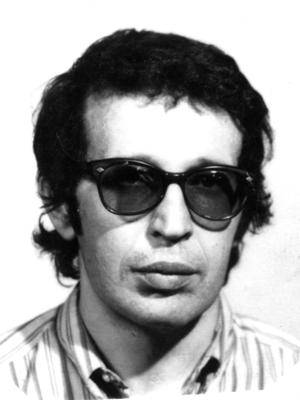 Berkovits György, igazolványkép, 70-es évek